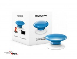 Fibaro FGPB-101-6 The Button niebieski